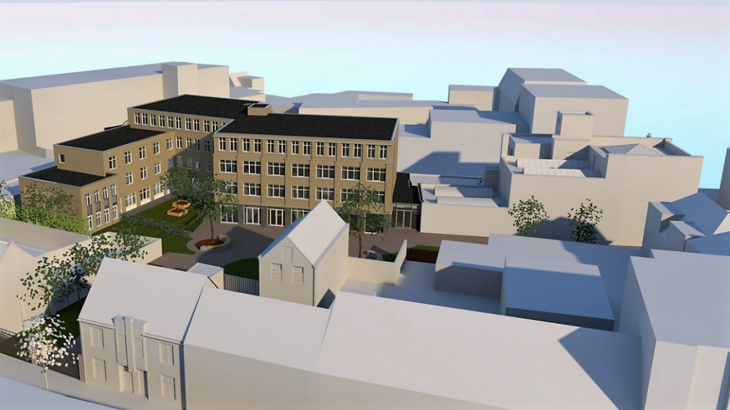 Hotel de bergen eindhoven bmv bouwers met visie for Design hotel berge